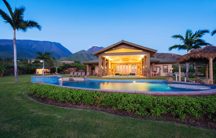 California Mansions $8 million to $10 million
