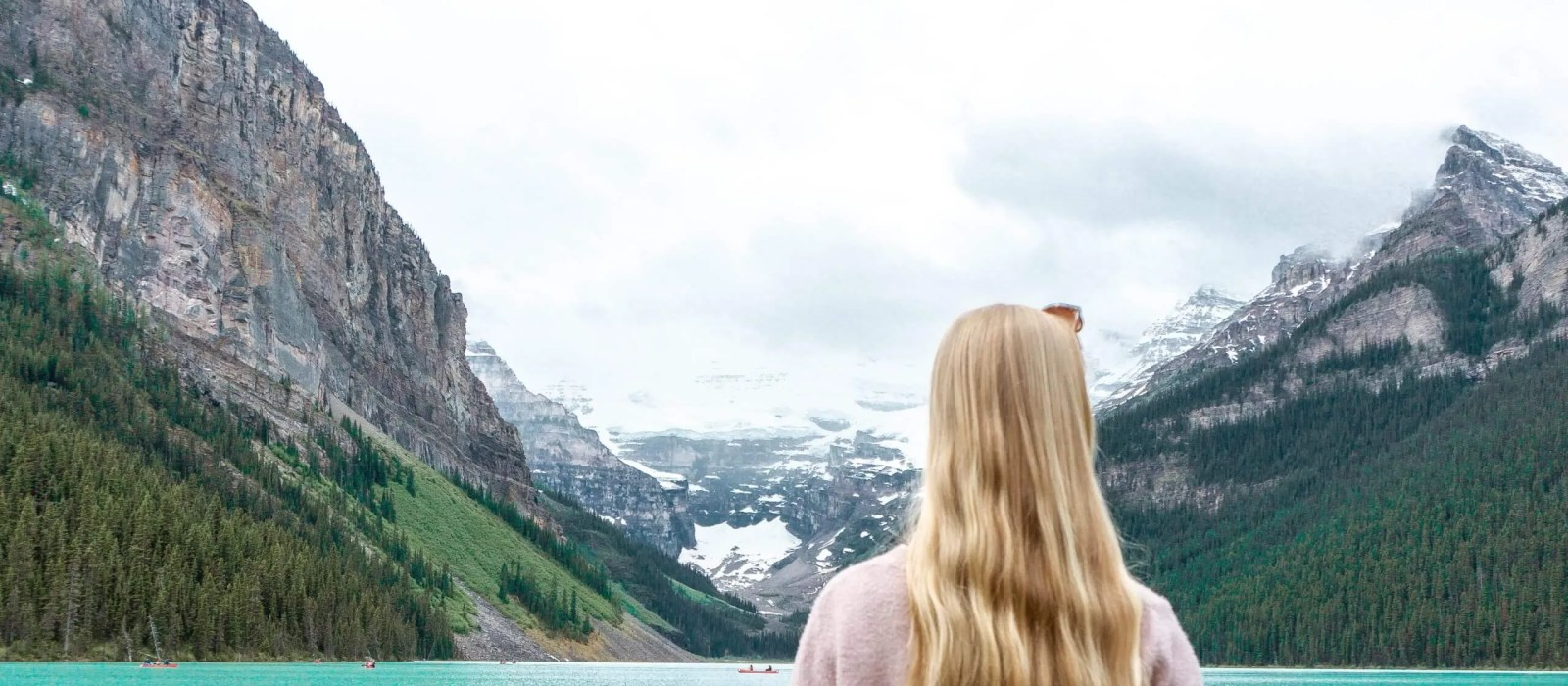 How to Hike the Magical Lake Louise Trail in Alberta