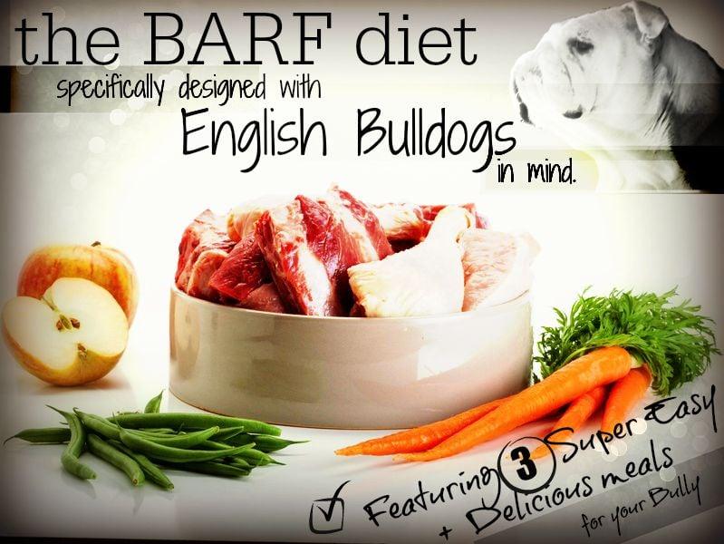 Dog Barf Raw Recipes Food