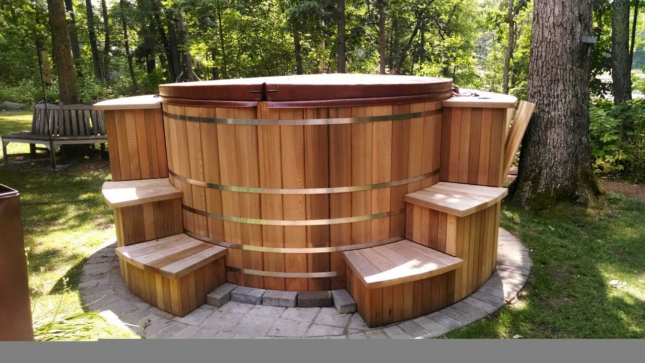 Hot Tub Image Gallery Custom Leisure Products