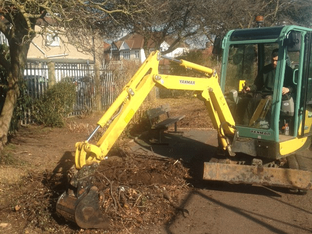 Redwood Services - Professional Landscaping and Equipment Hire UK
