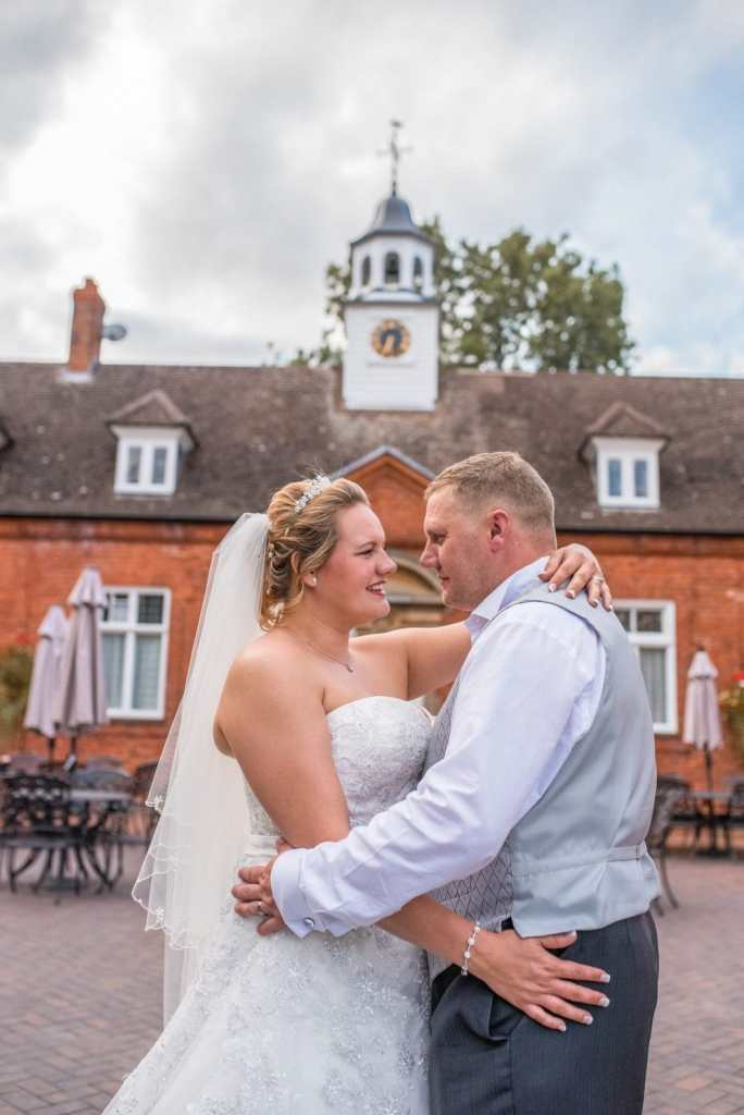 Wedding photography, couple shoot at Kenwick Park Hotel, Lincolnshire