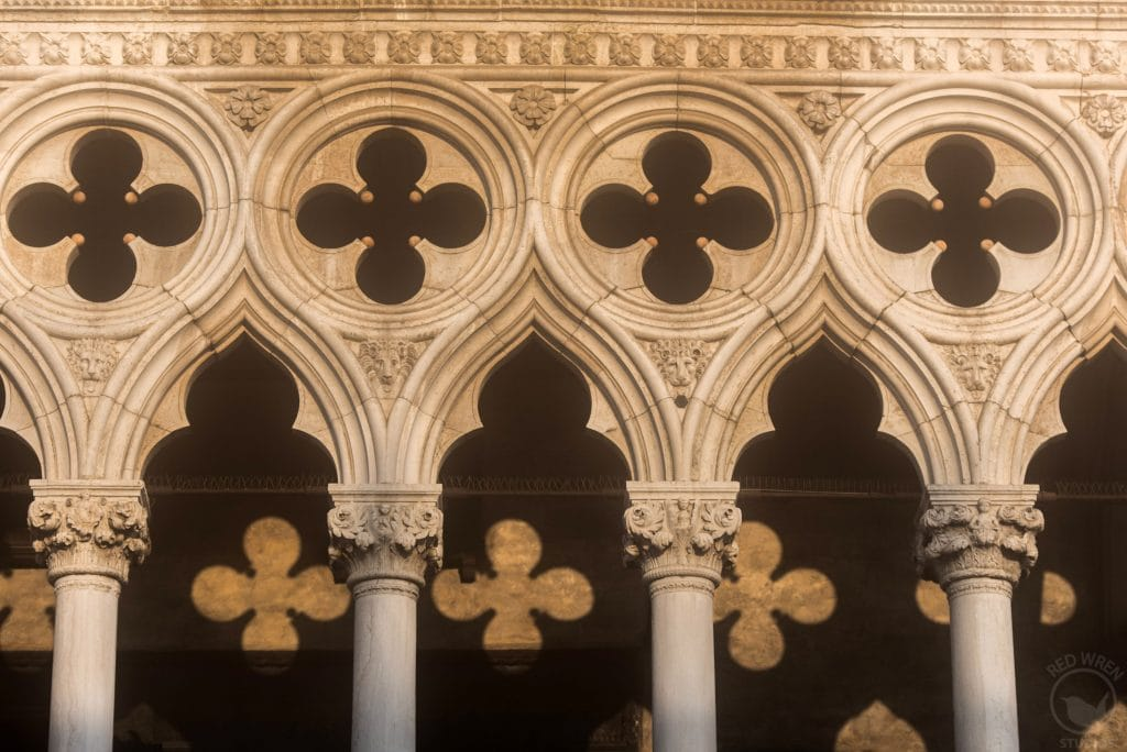 Itallian architecture, Piazza San Marco, Venice, Italy