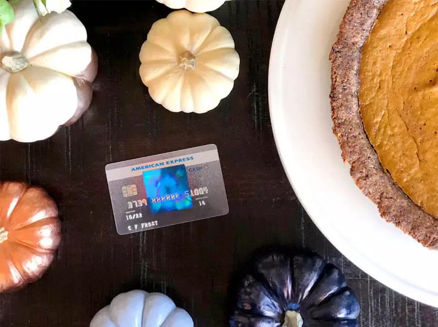 Amex Blue Cash Everyday Card