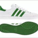 Hommes Court Star, les Adidas Vintage