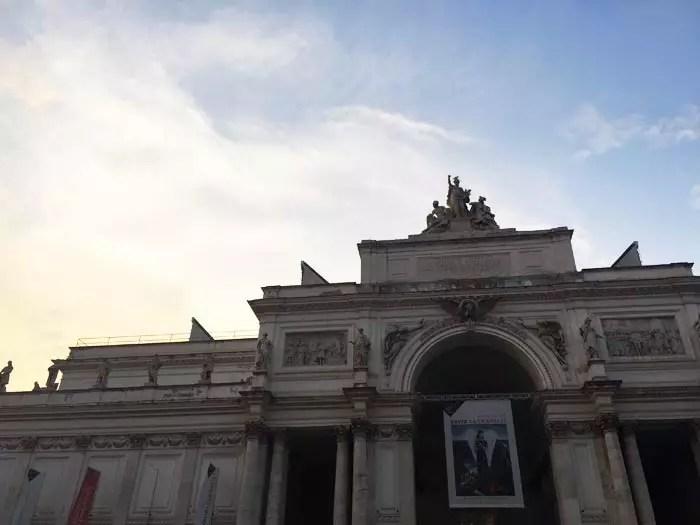 Architecture à Rome