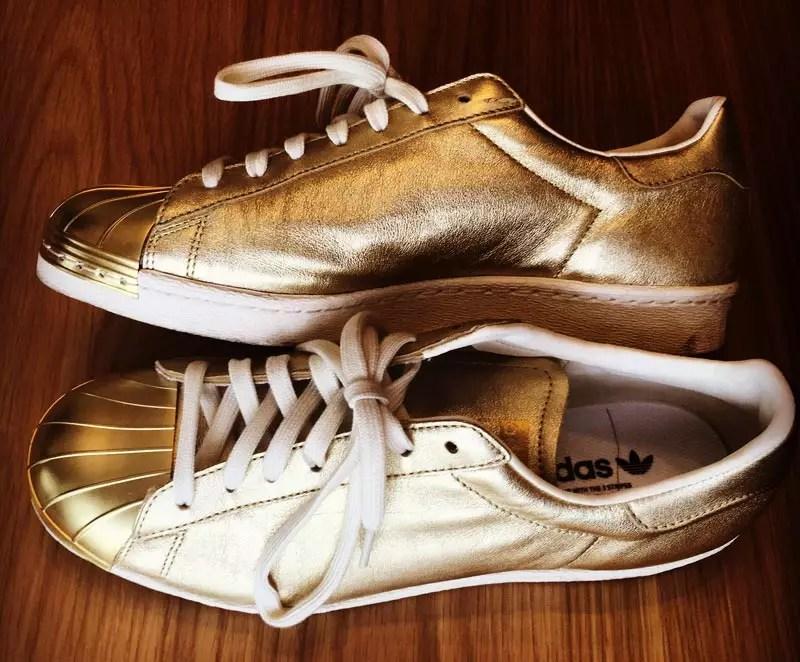 Adidas Gold Superstar for men