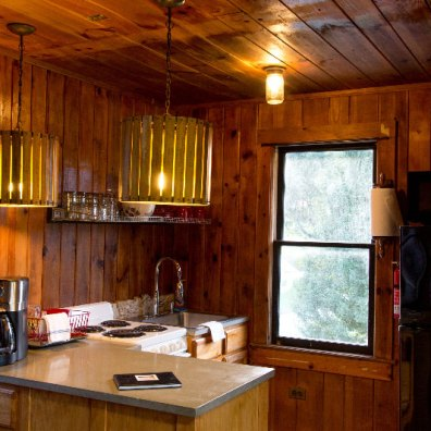 Barn Apartment Kitchen