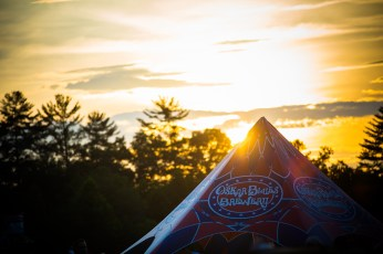 Oskar Blues Brewery Events Tent