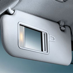 Automobile Sun Visor
