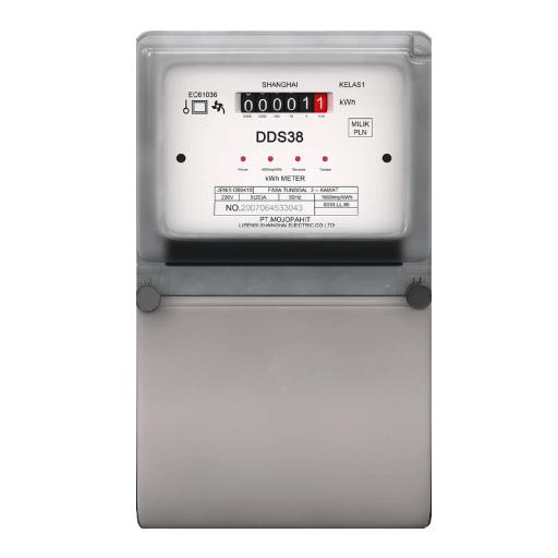 tamper proof electricity meter