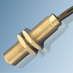 M8 threaded cylindrical sensor