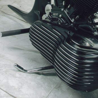 Two wheeler Side stand