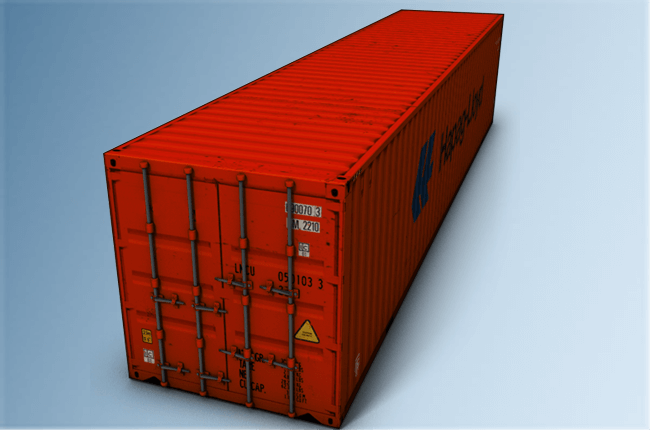 Reed Sensors to Prevent Thievery of Cargo Containers