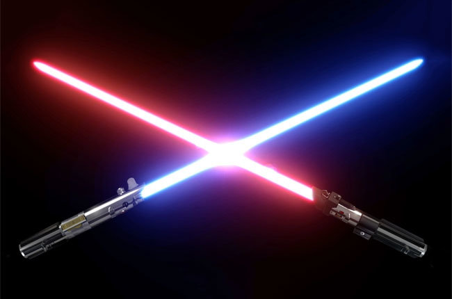 Reed switches in Lightsabers