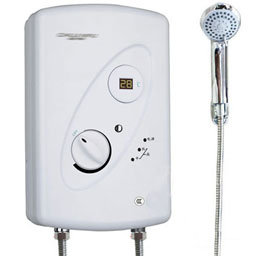 Reed switches in instant water heater