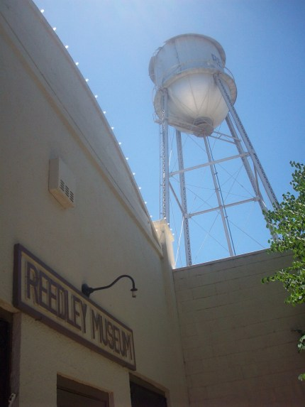 downtown Reedley Museum