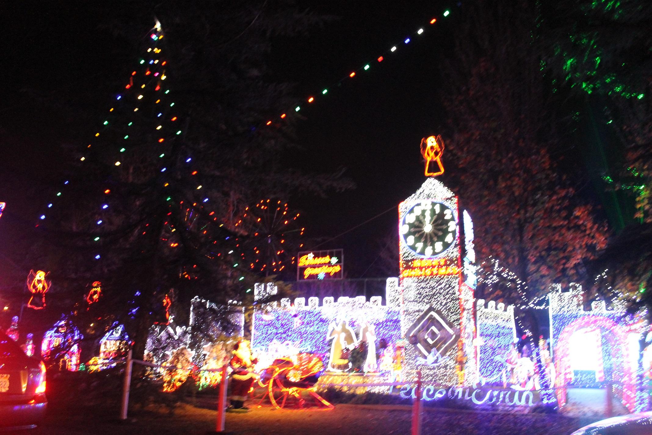 Christmas Tree Lane Fresno Reedleymom Com