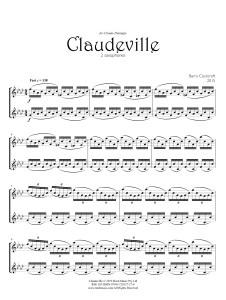 Claudeville
