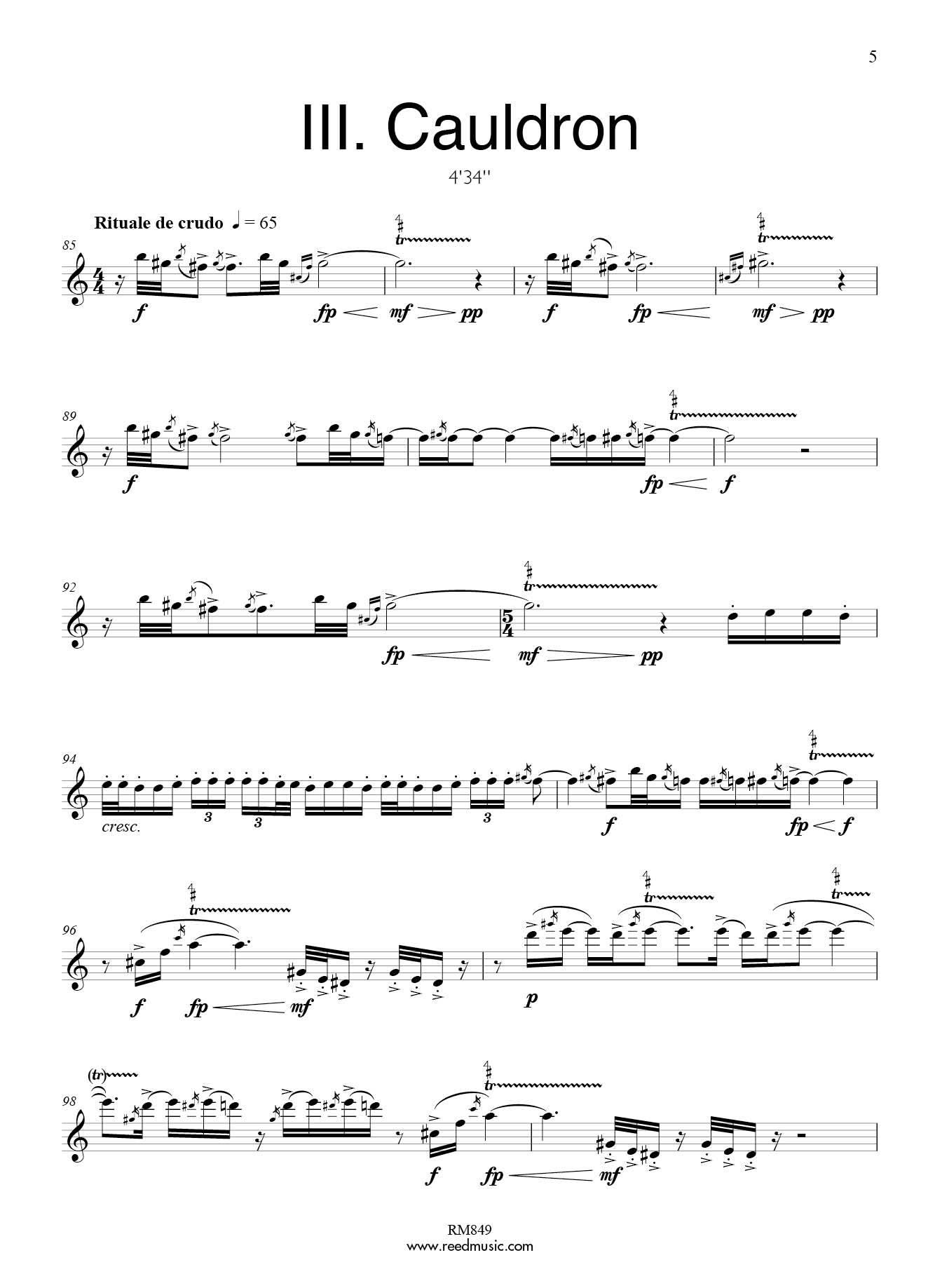 Sax Alto & Piano Level E | Reed Music