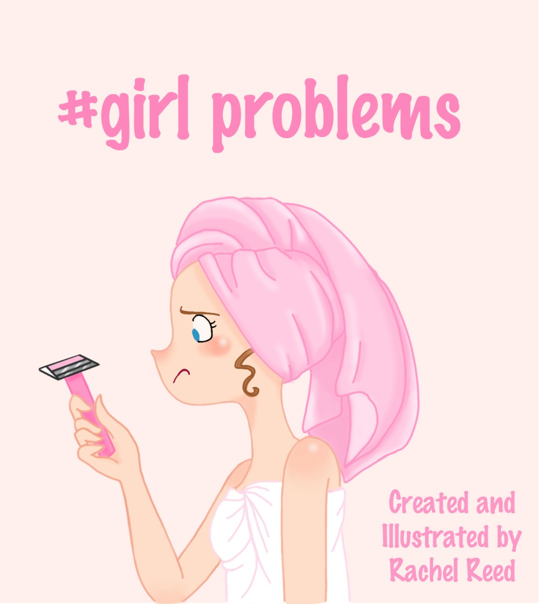 #girlproblems cover
