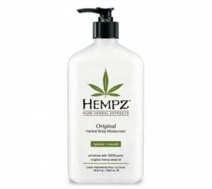 Hempz Lotion Bottle