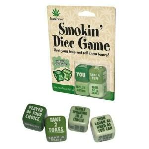 Smokin' Dice Game