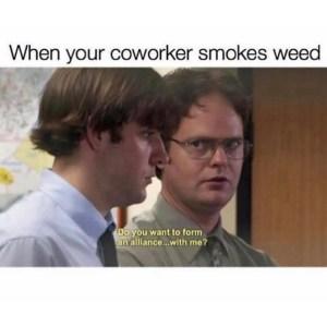 Cool weed meme 2