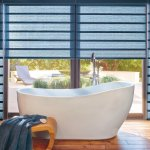 Spa Bathroom Window Treatments Florida Reef Window Treatments