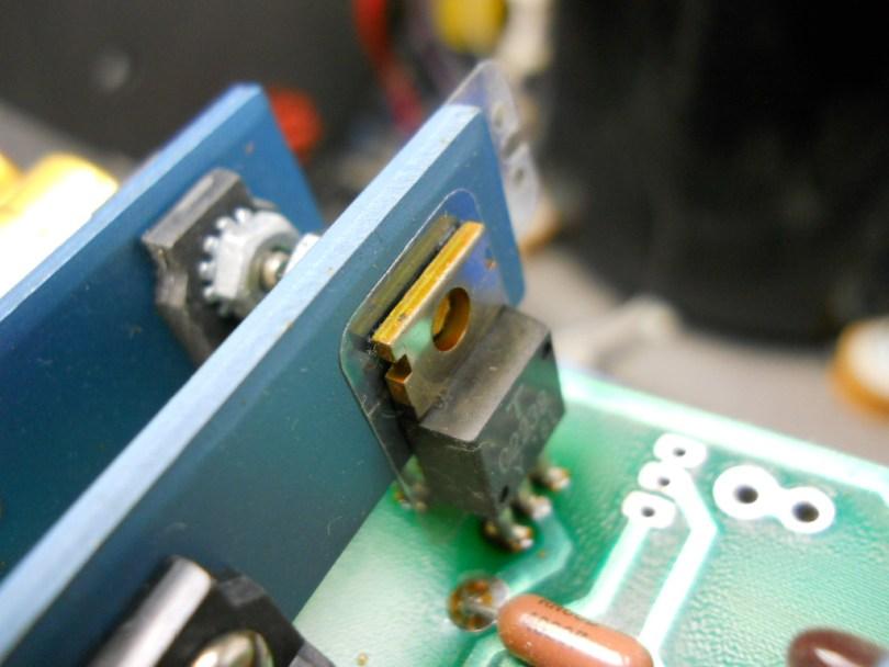 KRELL KSA 160 repair 9