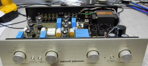 conrad johnson pv-5 schematic | REEL ANALOG AUDIO - REAL ANALOG