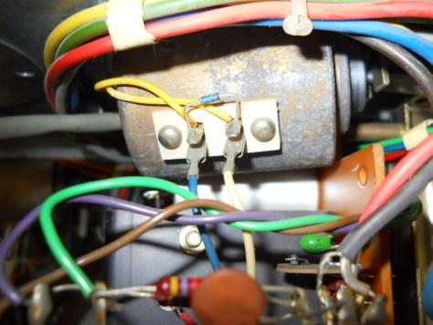 small transistor solder a77 revox