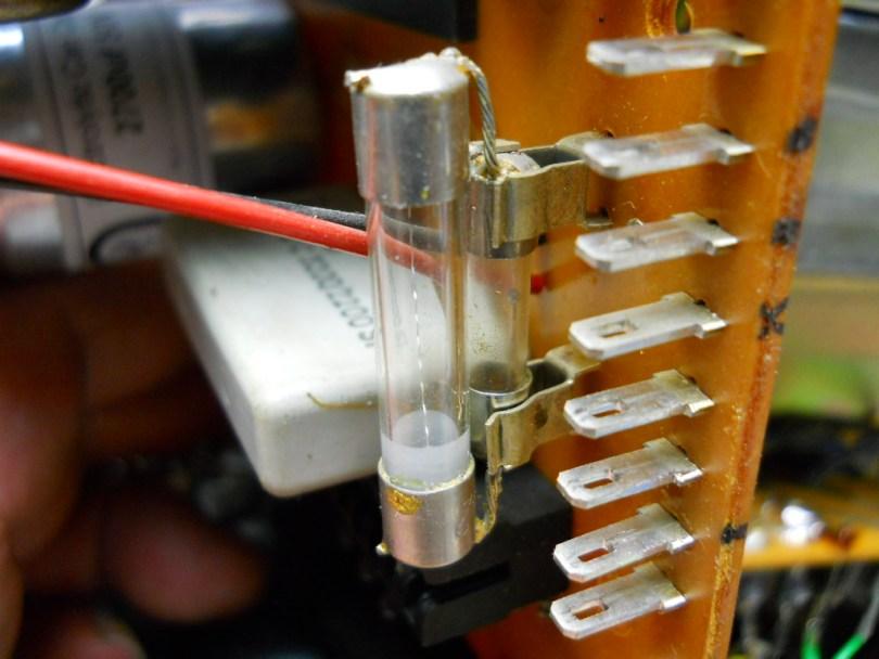 glass fuses on REVOX a77 repair
