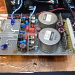 passive neumann V475-2 drivecard on Pultec EQP-1A
