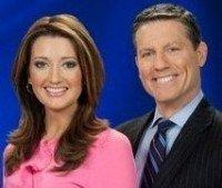 """Anna Davlantes and Corey McPherrin co-anchor """"Good Day, Chicago"""""""