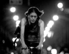 Jenny Strubin in The Alley Cat