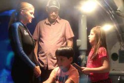 """The """"science detectives"""" at the Field Museum"""