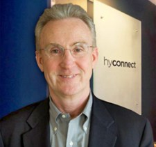 HY Connect president Dave Sheehan