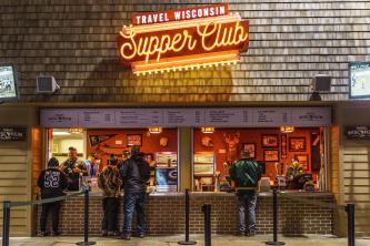 The Supper Club at Lambeau Field