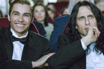 """Dave and James Franco, """"The Disaster Artist"""""""