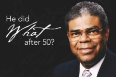 Dr. Lonnie Bristow was the first African American appointed President of the American Medical Association, at 65.