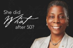 Ursula Burns became the first female African American CEO of a Fortune 500 company at 51-years-old.