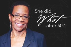 Cynthia Cornelius entered law school when she was 56-years-old and, after the campaign, proceeded to graduate and begin practicing.