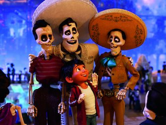 """Last week, """"Coco"""" earned $18.3 million at 3,748 sites."""
