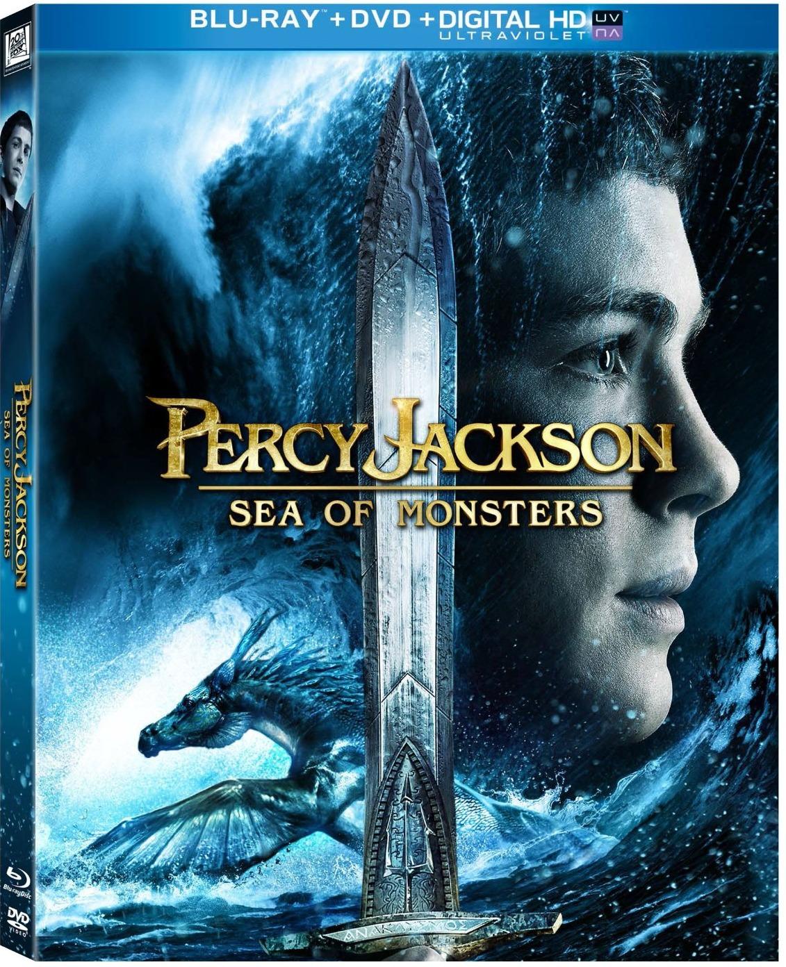 Percy Jackson Sea Of Monsters Bluray 2