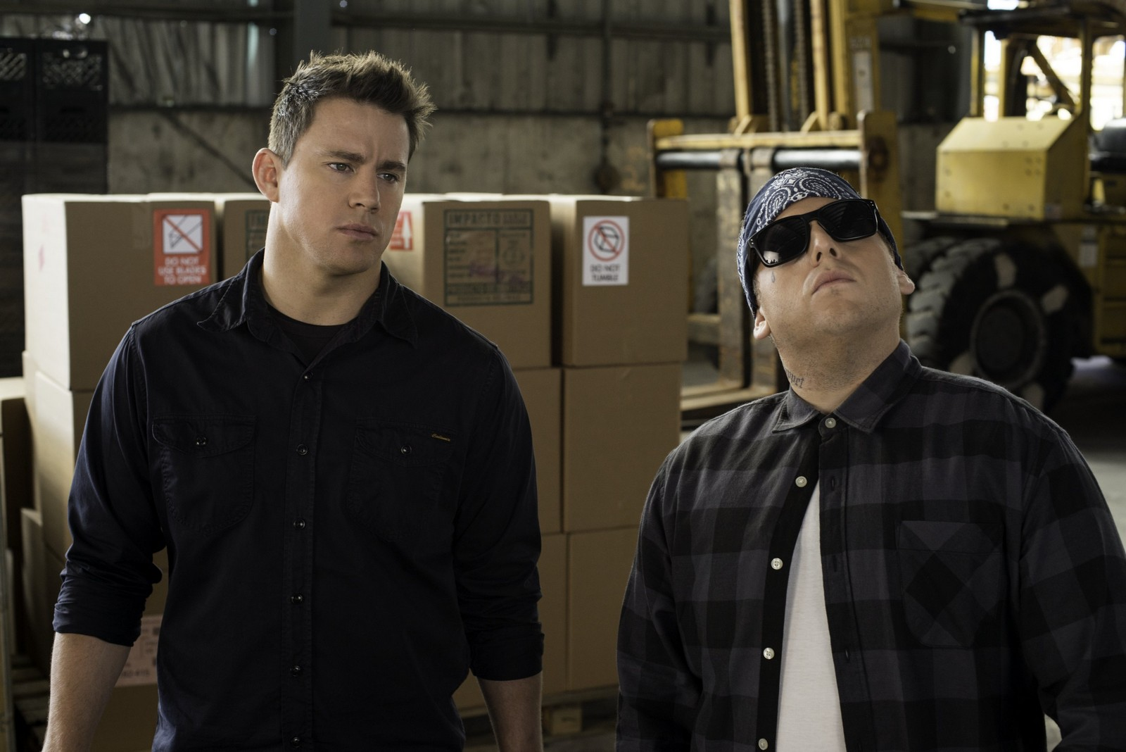 Movie Review 22 Jump Street