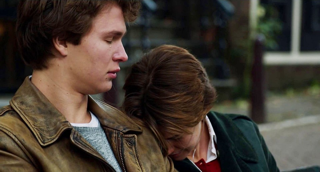 Image of: Hazel Grace The Fault In Our Stars 12 Sheofax 10 Quotes From the Fault In Our Stars That Will Break Your Heart
