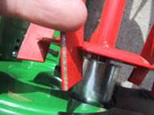 brill blade finger