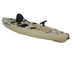 lifetime tamarack fishing kayak
