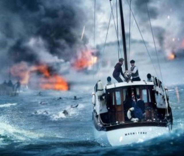 Although Dunkirk Is Technically A War Film Its Tone And Style Are Those Of A High Octane Thriller For His Most Serious Minded Film To Date
